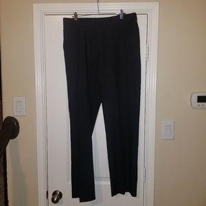 Kenneth Cole Reaction Black Dress Pants - 34x32
